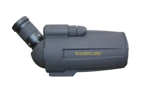 Visionking 25-75x70 MAK(New) Spotting scope BAK4 Waterproof Monocular Telescopes Color Gray by Visionking
