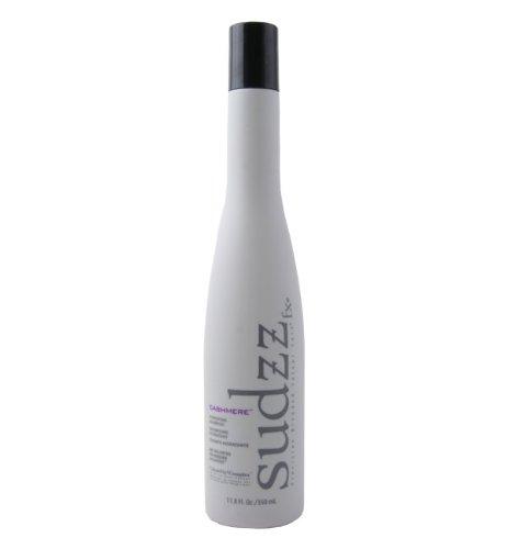SUDZZ Cashmere Hydrating Shampoo, 11.8 Fluid Ounce