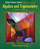 Algebra and Trigonometry (Non-Media Version), Stewart, James and Redlin, Lothar, 0495109479
