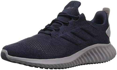 adidas Unisex Alphabounce cityrun Running Shoe, Legend Ink Grey Black, 5.5 M 723de9401058
