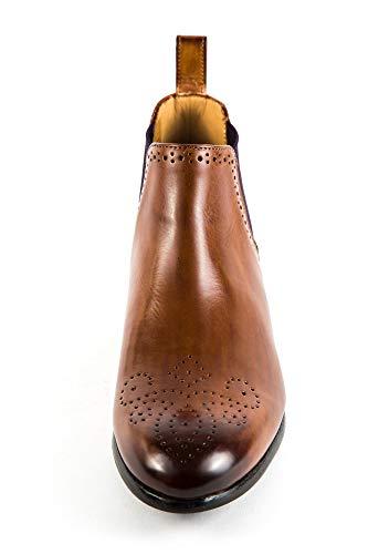 41 Braun 16 HAMILTON MELVIN Sally Gr Damen Chelsea Boots amp; wBCZS0qxz