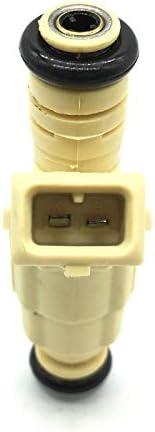 4PCS 380cc 0280155737 Engine Fuel Injector for Ford GM V8 LS1 LT1 5.0L 5.7L