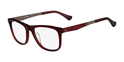 Calvin Klein CK5882 604 52mm Burgundy Eyeglasses