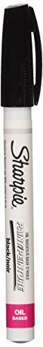Sharpie Oil Paint MParker Extra Fine Black (35526)