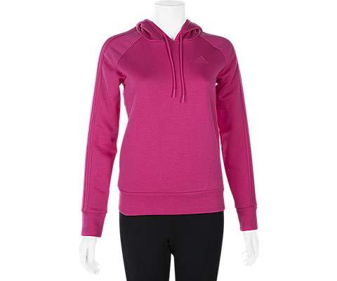 adidas Athletics Essentials Cotton Fleece 3 Stripes Pullover Hoodie, Real ()