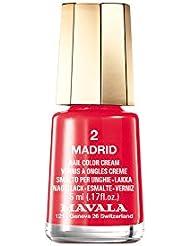 Mavala Switzerland Nail Color Cream 2 Madrid