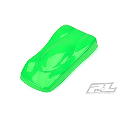Pro-line Racing RC Body Paint, Fluorescent Green, PRO632803: Toys & Games