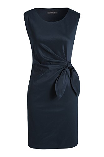 ESPRIT Collection Blu da maniche Figurumspielend 995Eo1E900 Navy Dark senza donna Vestito rrdgq4w