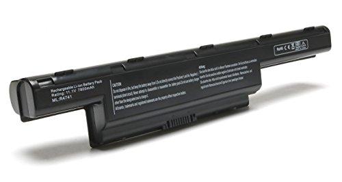 Skyvast 11.1V 7800mAh New Laptop Battery AS10D31 for Acer Aspire 4253 4551 4738 4741 4750 4771 5251 5336 5349 5551 5560 5733 5741 5750, TravelMate 4740 5735 5740, Gateway NV55C NV53A NV59C