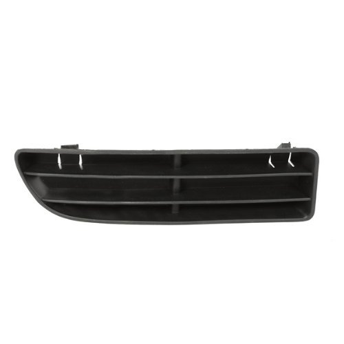 - CarPartsDepot, Front Bumper Lower Outer Grille Right Passenger Side, 363-452090-02 VW1036103 1J5853666BB41 by CarPartsDepot