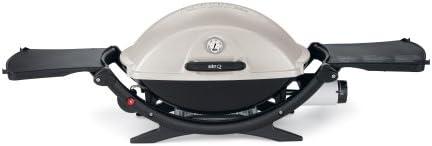 Weber 566002 Q 220 portátil 280-square-inch 12000-btu liquid-propane Gas Grill (Modelo Antiguo)