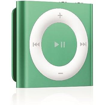 Apple iPod shuffle 2GB Green (4th Generation)