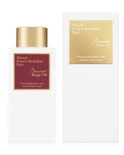 Maison Francis Kurkdjian BACCARAT ROUGE 540 Body Cream 250ml / - Rouge De