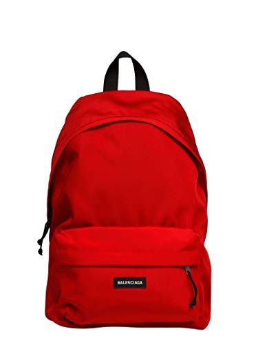 Balenciaga Men's 5032219Ty556404 Red Polyamide Backpack