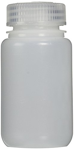 Nalgene HDPE Wide Mouth Round Container, 4 Oz (Chemical Container compare prices)