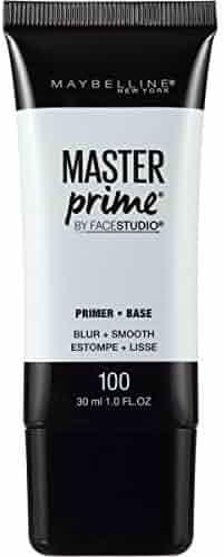 Maybelline New York Face Studio Master Prime Primer, Blur + Smooth, 1 Fl Oz (1 Count)