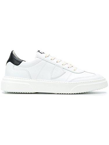 Philippe Model Sneakers Uomo BALUV003 Pelle Bianco