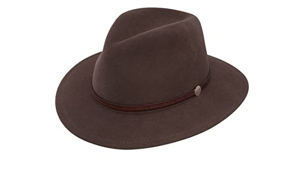 413e4b33d Stetson Cromwell Crushable Mink - Brown Men's Size Medium Water ...