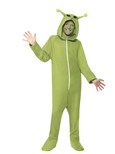 Smiffys Alien Costume - Large -