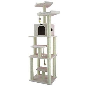 Armarkat Cat Tree Model B7801, Ivory from Armarkat