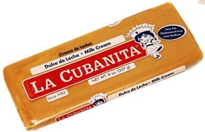 La Cubanita Dulce De Leche(Pack of 2) Milk Cream