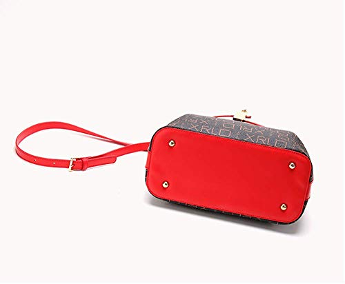 Les lga Sacs Pack épaule Femme Pack Simple Dames Seau Hiver Main bandoulière Sac Sac à pour Nouvelle A Ladies Automne Une de zqIWr4qd
