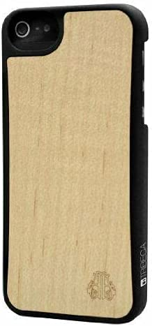 Artisan Natural Wood Case for iPhone SE2, 5, 5S, 5SE - Maple Wood