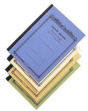Apica Notebook Cd5 4-pack - - Apica Notebook