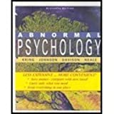 Abnormal Psychology Eleventh Edition Binder Ready Version, Kring, 0470418362