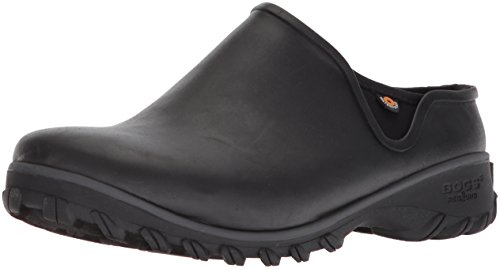 Rubber Sauvie Clog Shoes Black Bogs Womens wRtq5afa
