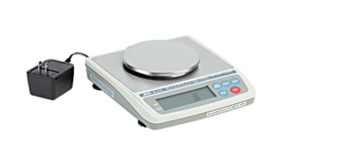 (A&D Engineering Everest EK-610i Compact Balance, 600g Capacity, 0.01g Increments, RS-232C Output, 110V)