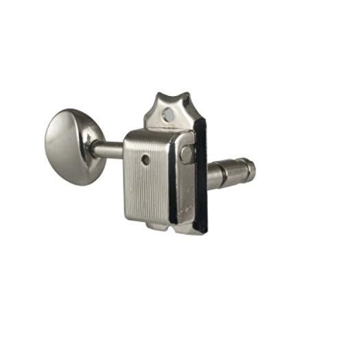 (Gotoh SD91-MG-05M Locking Tuners, Nickel R6, Magnum Lock Left Handed)