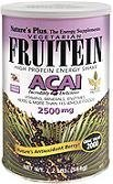Fruitein Acai Shake - 1.2 lbs - Powder