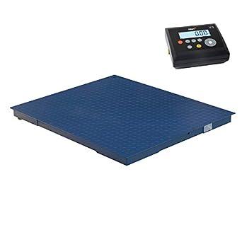 Báscula suelo pesar palets Gram K3 XBengal (1500Kgx500g) (200x150cm)