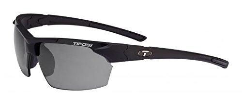 TIFOSI OPTICS JET SUNGLASSES MATTE BLACK SMOKE - Jet Sunglasses