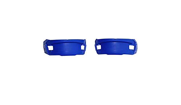 Cycra 1CYC-0012-62 Fork Protector Pads for Stadium Plates Blue