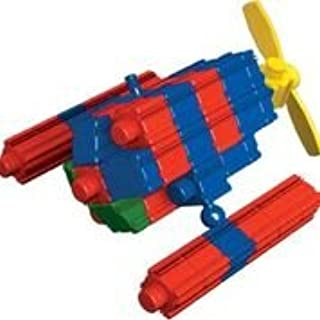 product image for SNAPO 16A300BL 300 Piece Ocean Explorer Building Blocks44; Primary Colors