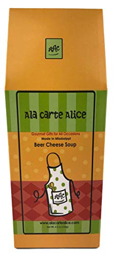 Ala Carte Alice Beer Cheese Soup Mix, 4.3 Ounce (Best Beer For Beer Cheese Soup)