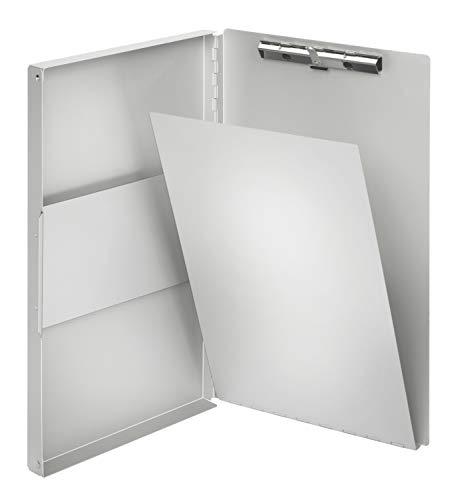 Adams Forms Holder, Left Hinge, 8.5 x 14 Inches, Aluminum (AFH23)