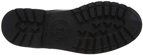 B78 03 Para Mujer Negro Jack black Panama Botines FTaq7qxw