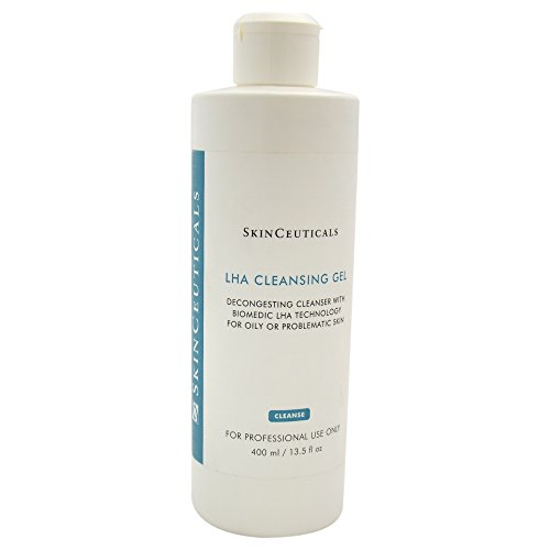 SkinCeuticals Lha Cleansing Gel Cleanser, 13.5 Ounce by SkinCeuticals