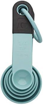 KitchenAid KE057OHAQA Classic Measuring Spoons product image