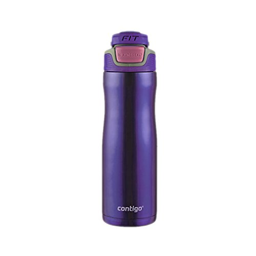 Contigo Autoseal Trainer FIT Stainless Steel Water Bottle 20
