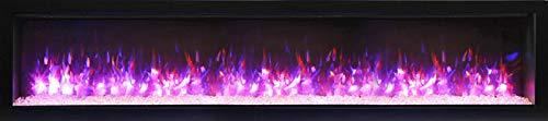 Cheap Amantii SYM-74-B Electric Fireplace Black Friday & Cyber Monday 2019