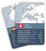 Welt in Zahlen - Kartenspiel: Wirtschaft