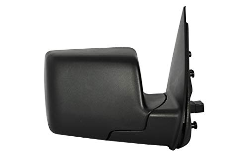 Passenger Side Right Mirror Power Non-Heated w/Puddle Light for 2006-2010 Ford Explorer FO1321271 ()