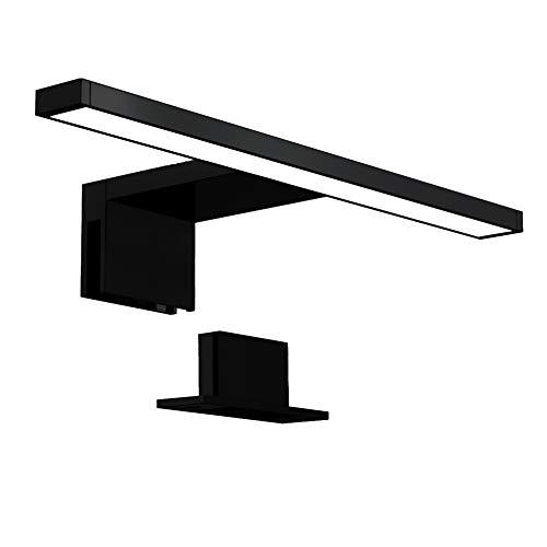 B.K.Licht LED-spiegellicht I badkamer licht I make-up licht I badkamer I kast licht I opbouwlicht I kastverlichting I…
