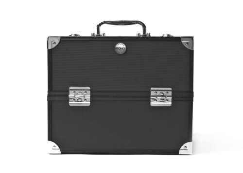SOHO Pro Texture Diamond Black Beauty Case