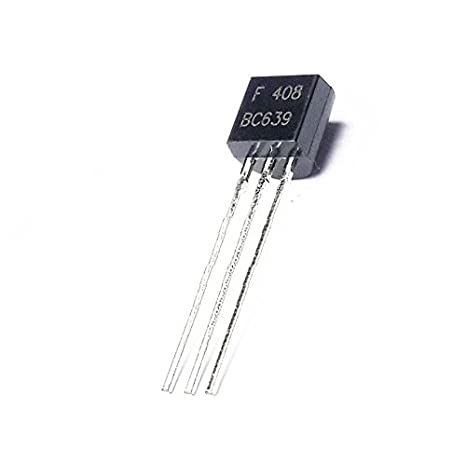BC639 TO92 Case NPN Transistors Pack of 5