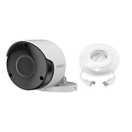Wisenet SDC-89445BF – 5MP Super HD Weatherproof Bullet Camera
